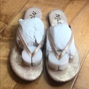 Matisse flip flops